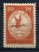 99199) DEUTSCHES REICH Flugpost # II Gefalzt Aus 1912, 20.- € - Deutschland