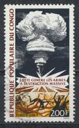 °°° REPUBBLICA DEL CONGO - Y&T N°719 - 1984 °°° - Congo - Brazzaville