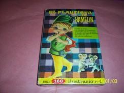EL FLAUTISTA DE HAMELIN   1965  160 ILLUSTRACIONES - Juniors