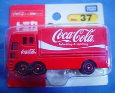 "Coca-Cola "" Event Car ""  ( TOMY ) - Cars & 4-wheels"