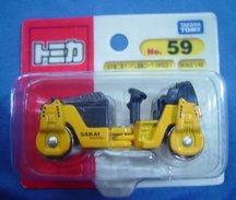 Sakai Roller SW502-1  ( TOMY ) - Cars & 4-wheels