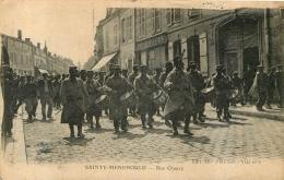 SAINTE MENEHOULD  RUE CHANZY - Sainte-Menehould