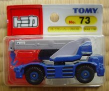 Crane Truck : Tadano CREVO 600 ( TOMY ) - Cars & 4-wheels