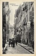 Marseille - Rue Bouterie (Rue Lacydon) - Belle Animation - Carte Non Circulée - Alter Hafen (Vieux Port), Saint-Victor, Le Panier