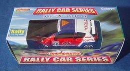 Rally Car Series : Toyota Corolla ( Kabaya ) - Unclassified