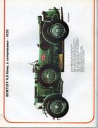 Modélisme AUTOMOBILE BENTLEY 4?5 LITRES A COMPRESSEUR 1930 - Unclassified