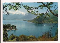 >> 74 -  Lac D'Annecy - Talloires Et Duingt - 1968 - - Duingt