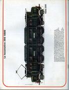 Modélisme FERROVIAIRE  LOCOMOTIVE 2D2 5500 - Unclassified