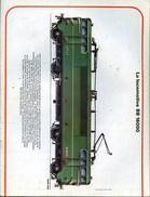 Modélisme FERROVIAIRE  LOCOMOTIVE BB 16000 - Unclassified