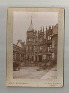 Photographie Fontaine , ROUEN  , 18 X 13 , Hôtel BOURGTHEROULDE , Rouen , 2 Scans , Frais Fr : 1.95€ - Plaatsen