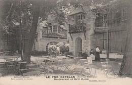 PARIS - BOIS DE BOULOGNE - RESTAURANT - LE PRE CATALAN - MACCHIA DIRECTEUR - - Hoteles & Restaurantes