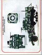 Modélisme MILITAIRE BLINDE CHAR U S HALF TRACK M 3 A 2 PERSONNAL CARRIER - Other Collections