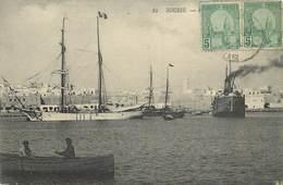 SOUSSE - Le Port, Voilier. - Voiliers