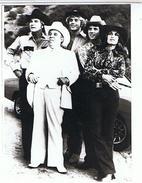 VERITABLE PHOTO  .. 175X125...... SHERIF  FAIS MOI PEUR      1980 .. PR62 - Séries TV