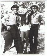 VERITABLE PHOTO  .. 175X125...... SHERIF  FAIS MOI PEUR      1980 .. PR61 - Séries TV