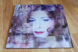"MYLENE FARMER ""optimistique Moi"" Maxi 45 Trs Neuf Emballé DESOBEISSANCE - 45 T - Maxi-Single"