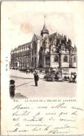 76 EU - Place De L'église Saint Laurent Un Jour De Marché - Plankenhammer (DEU)