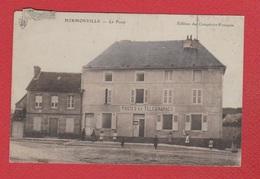 Hermonville  -  La Poste - Frankreich