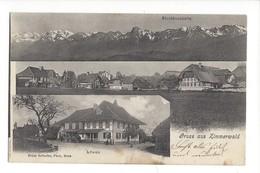 16074 - Gruss Aus Zimmerwald - BE Berne