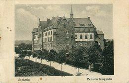 Cpa VIERSEN - SÜCHTELN - Pension Irmgardis - ( Bergstrasse 54 ) Altenheim Irmgardisstift - Viersen