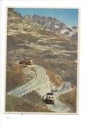 16079 - Furka  Les Postes Alpestres Suisses Vous Offrent Confort Et Sécurité Cars Postaux (Format 10X15) - UR Uri