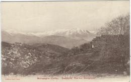 Corse Du Sud : Morosaglia, Vue Sur Gavignano - Other Municipalities