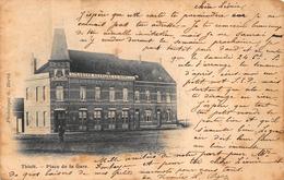 Tielt   Place De La Gare Stationsplein        A 3930 - Tielt