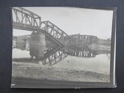 AK BREST LITOWSK Orig.photo Brücke  ////  D*21818 - Weißrussland
