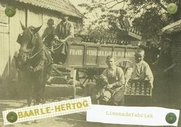 BAARLE-HERTOG-LIMONADE FABRIEK FRANS VERHEYEN - Baarle-Hertog