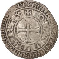 France, Jean II Le Bon, Gros Tournois, TTB, Argent, Duplessy:313 - 987-1789 Royal