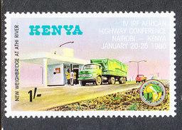 Kenya  -  1980. Camion. Truck.MNH - LKW