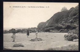 ETABLES 22 - Les Rochers Et Les Falaises - Etables-sur-Mer