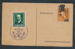 Propaganda  Karte   ( G6633 ) Siehe Foto - Deutschland