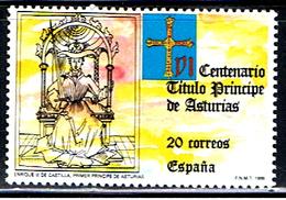 4E 100 //  Y&T  2591  //  1988 - 1931-Today: 2nd Rep - ... Juan Carlos I