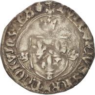 France, Louis XII, Grand Blanc à La Couronne, Dijon, TB+, Billon, Duplessy:664 - 987-1789 Monnaies Royales