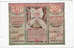 CPA -BELGIQUE - GENT - GAND - Exposition Universelle 1913 - L'Art Ancien Dans Les Flandres - Gent