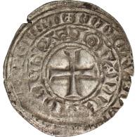France, Jean II Le Bon, Gros Blanc Au Châtel Fleurdelisé, TTB, Duplessy:309A - 987-1789 Royal