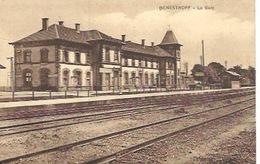 Bénestroff La Gare - France