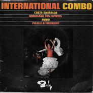 International Combo 45t. EP   *costa Smeralda* - Autres - Musique Espagnole