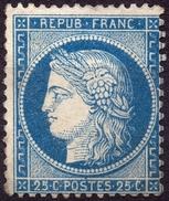 CERES IIIème REP. N° 60A NEUF (*)  TB - 1863-1870 Napoleon III With Laurels