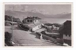 Suisse Vaud Mont Pélerin Place Du Funiculaire Institut Pasche Edition L.Studer Salon De Coiffure Mt Pélerin - VD Vaud