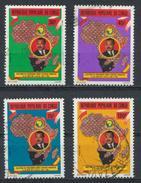 °°° REPUBBLICA DEL CONGO - Y&T N°790/93 - 1987 °°° - Congo - Brazzaville