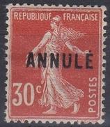 France Cours D'instruction - N°160* C 1 - Instructional Courses