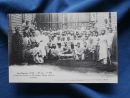 Guerre 1914  Prisonniers Français En Allemagne  Blessés Internés à Cologne - 28e Série N° 216 - L288B - Guerre 1914-18