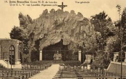 BELGIQUE -  BRUXELLES - JETTE - Grotte N.-D. De Lourdes Grot O.L, V. Van Lourdes. Algemeen Zicht - Vue Générale. (n°14). - Jette