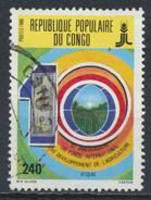 °°° REPUBBLICA DEL CONGO - Y&T N°828 - 1988 °°° - Congo - Brazzaville