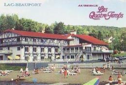 Canada        H51         Lac Beauport.Auberge Les Quatre Vents - Québec - Beauport