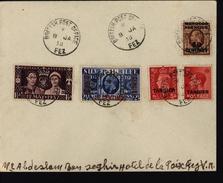 Mixte Zone Maroc Bureau Anglais Fez YT - Bureaux Au Maroc / Tanger (...-1958)