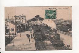 Chalons Sur Marne Interieur De La Gare - Châlons-sur-Marne