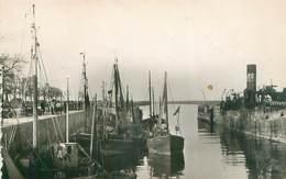 Ouistreham Riva Bella. Le Port   H  1014 - Ouistreham